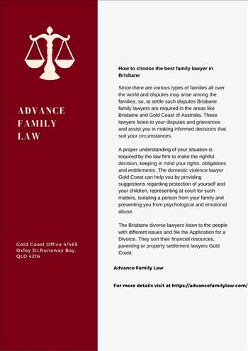 Maroon Sidebar Law Firm Letterhead.jpg by Advance Family Law