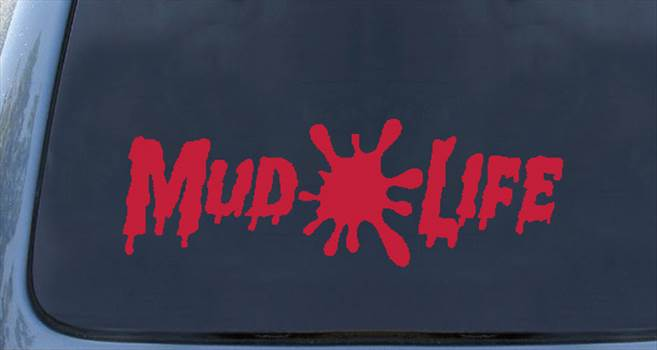 mudlife red.jpg by Michael