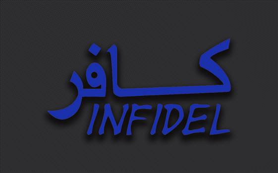 infidel_blue.jpg by Michael