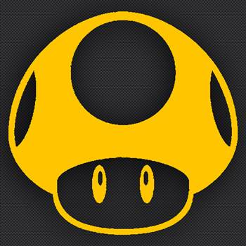 mario_mushroom_yellow.jpg by Michael