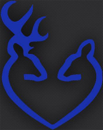 Browning_Heart_Blue.jpg by Michael