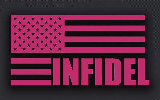 infidel_flag_pink.jpg by Michael