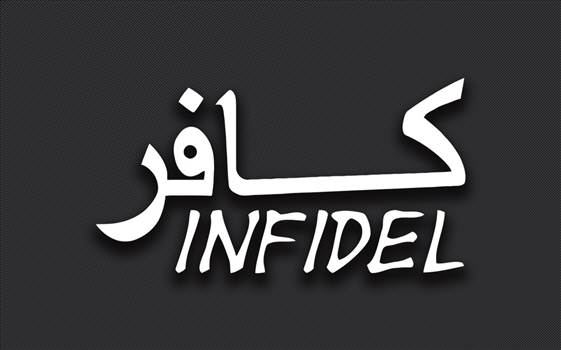 infidel_white.jpg by Michael