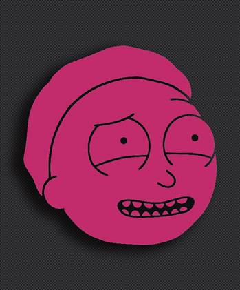morty_pink.jpg by Michael