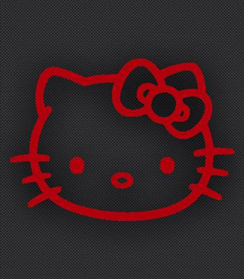 kitty_face_red.jpg by Michael