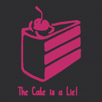 portal_the_cake_is_a_lie_pink.jpg by Michael