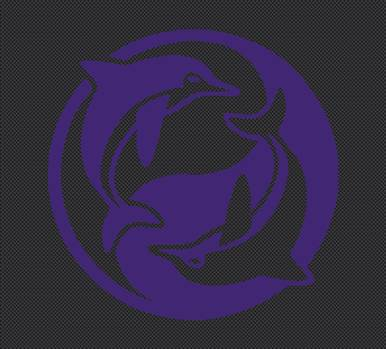 dolphin_yinyang_purple.jpg by Michael