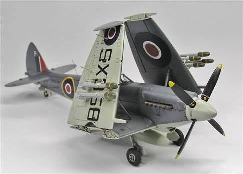 Seafire XVII  01.JPG by warby22