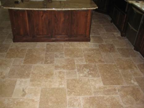 Enrich Your Class Using Travertine Flooring And Tiles From Stone-Mart by stonemart