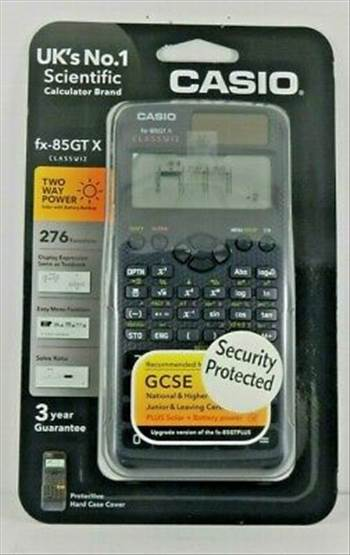 Casio Scientific Calculator In Ghana by Reapp