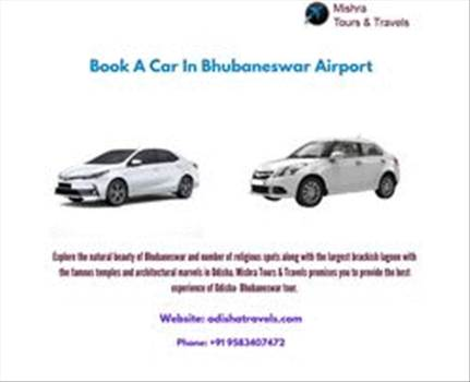 Book a car in Bhubaneswar Airport by Odishatravels