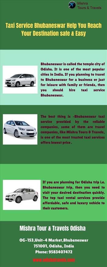 Taxi Service Bhubaneswar Help You Reach Your Destination Safe & Easy.jpg by Odishatravels