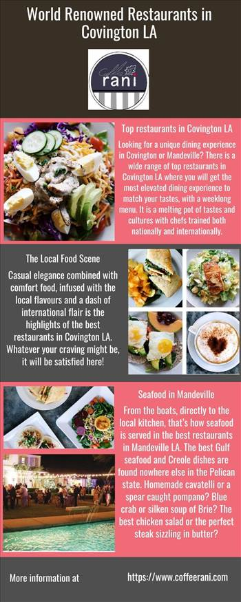 World Renowned Restaurants in Covington LA.jpg by coffeeRani