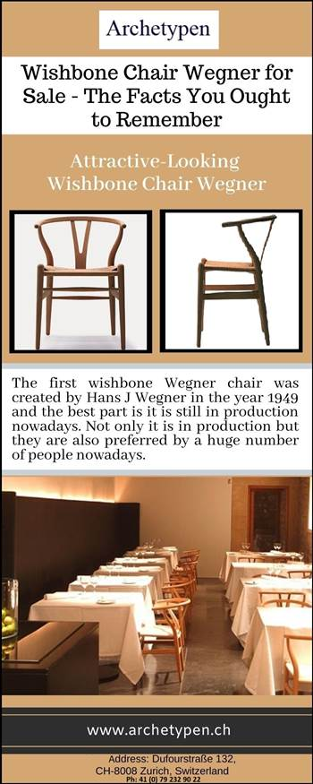 Wishbone Chair Wegner for Sale - The Facts You Ought to Remember.jpg by archetypen