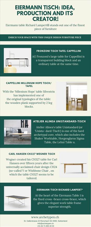Eiermann Tisch_ Idea, Production and its Creator!.jpg by archetypen