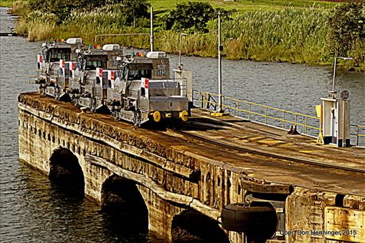 Panama Canal Mules #2 by WPC-360