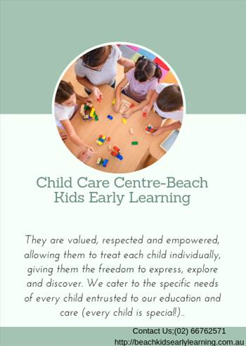 Child Care Centre-Beach Kids Early Learning.png by beachkidsearlylearning