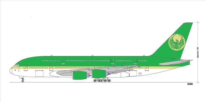 green phoenix gold klm.png by dadofthree