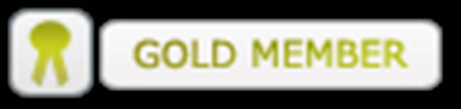 Gold Member.png by Donna Jackson