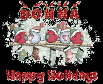 HappyHolidaysDonna.gif by Donna Jackson