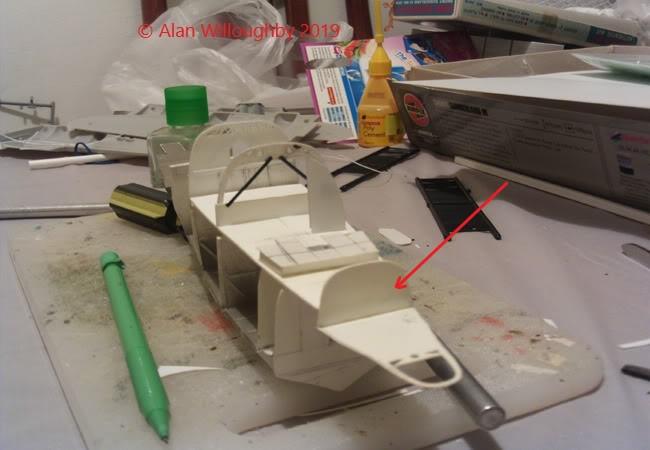 Sunderland Build Flight deck copy 1.jpg  by LDSModeller