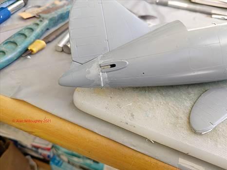 488 Sqn Buffalo Tail cone 8ddd  .jpg by LDSModeller