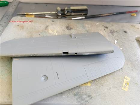 488 Sqn Buffalo Wings  joined 8bb Gun camera opening .jpg by LDSModeller