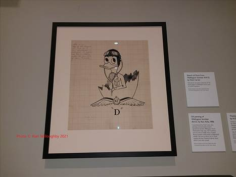 Thomas Frederick Duck Pencil Art copy.jpg by LDSModeller