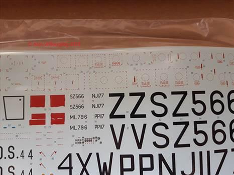 Sunderland MR5 Build 1l.jpg by LDSModeller