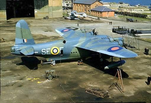 Sunderland L5802 SEF 95 Sqn June 1941.jpg by LDSModeller
