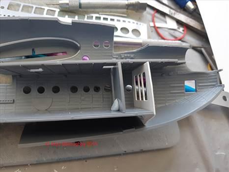 Sunderland MR5 Build 4g.jpg by LDSModeller