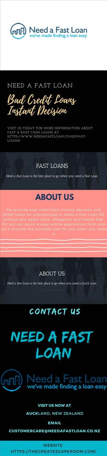 Bad Credit Loans.jpg by Needafastloan