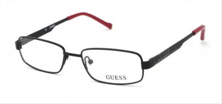 Guess Eyeglasses GU9082 Unisex Full Frame by Kounopt