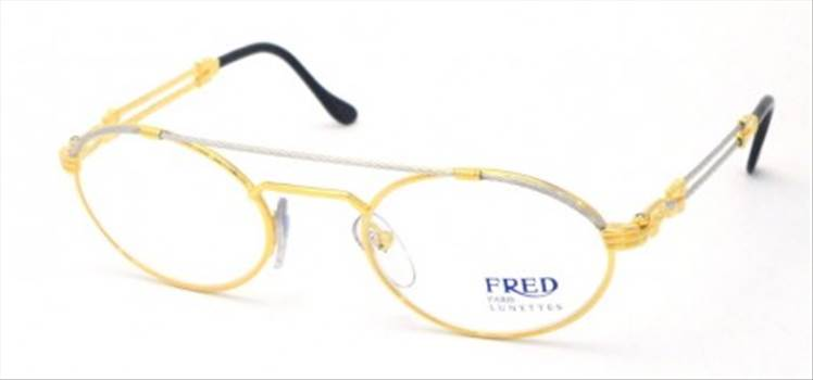 Fred Eyeglasses Winch Unisex Full Frame by Kounopt