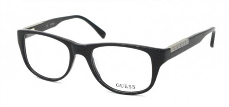 Guess Eyeglasses Unisex GU1726 Full Frame by Kounopt