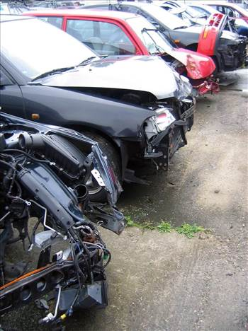 Scrap Car Removal Mississauga by canadianautowreckers