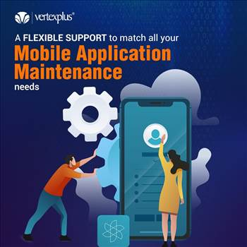 Mobile Application Maintinance Services in Singapore - VertexPlus by VertexPlusSingapore