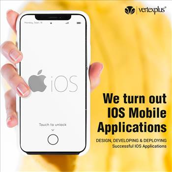iOS Application Development.jpg by VertexPlusSingapore