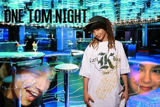 One Tom Night. Story Banner by Mellojello