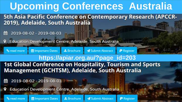 Upcoming Conferences  Australia-Apair.org.au.jpg by apiaracademics