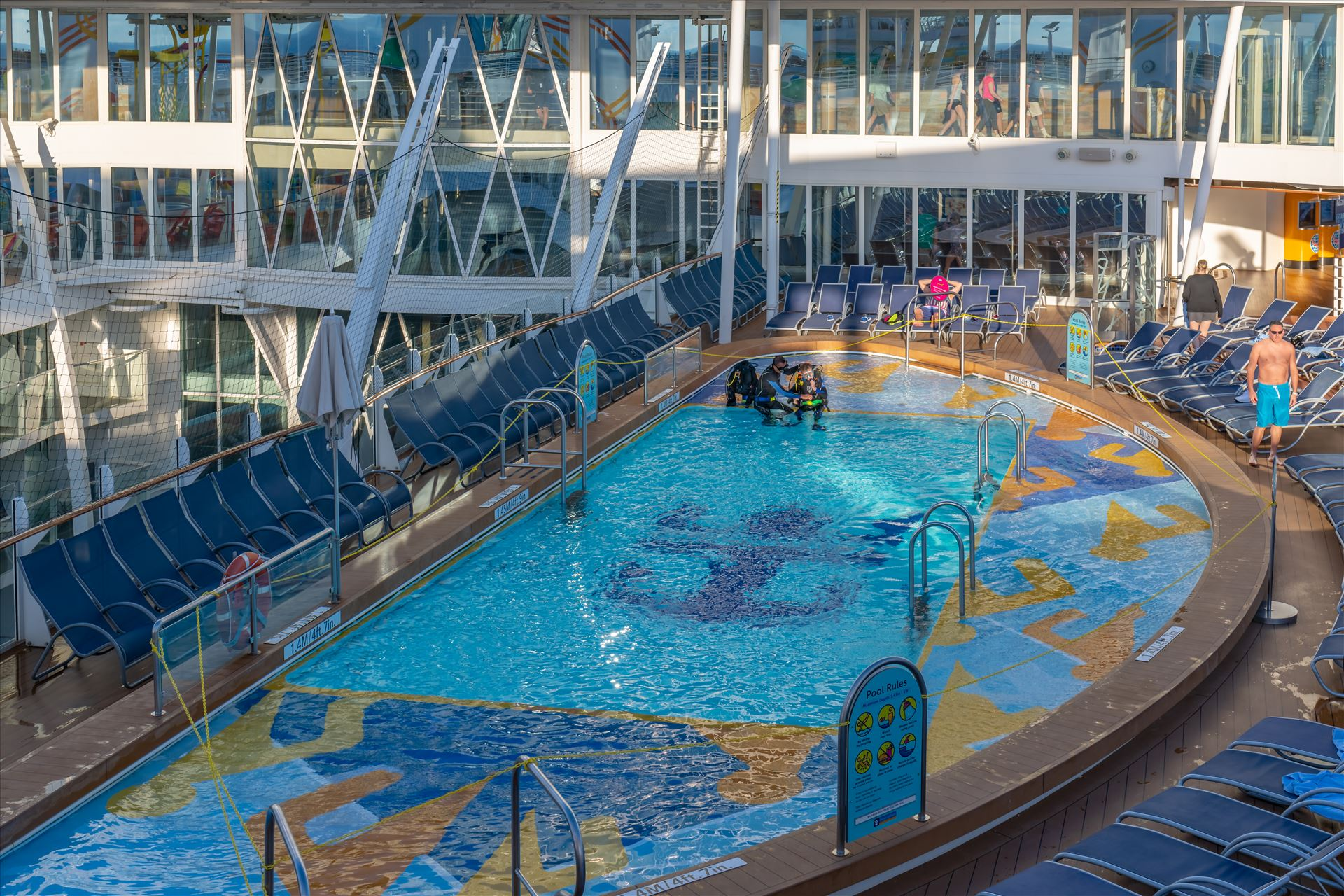 harmony of the seas harmony of the seas cruise February 17-24 2019 by Terry Kelly Photography