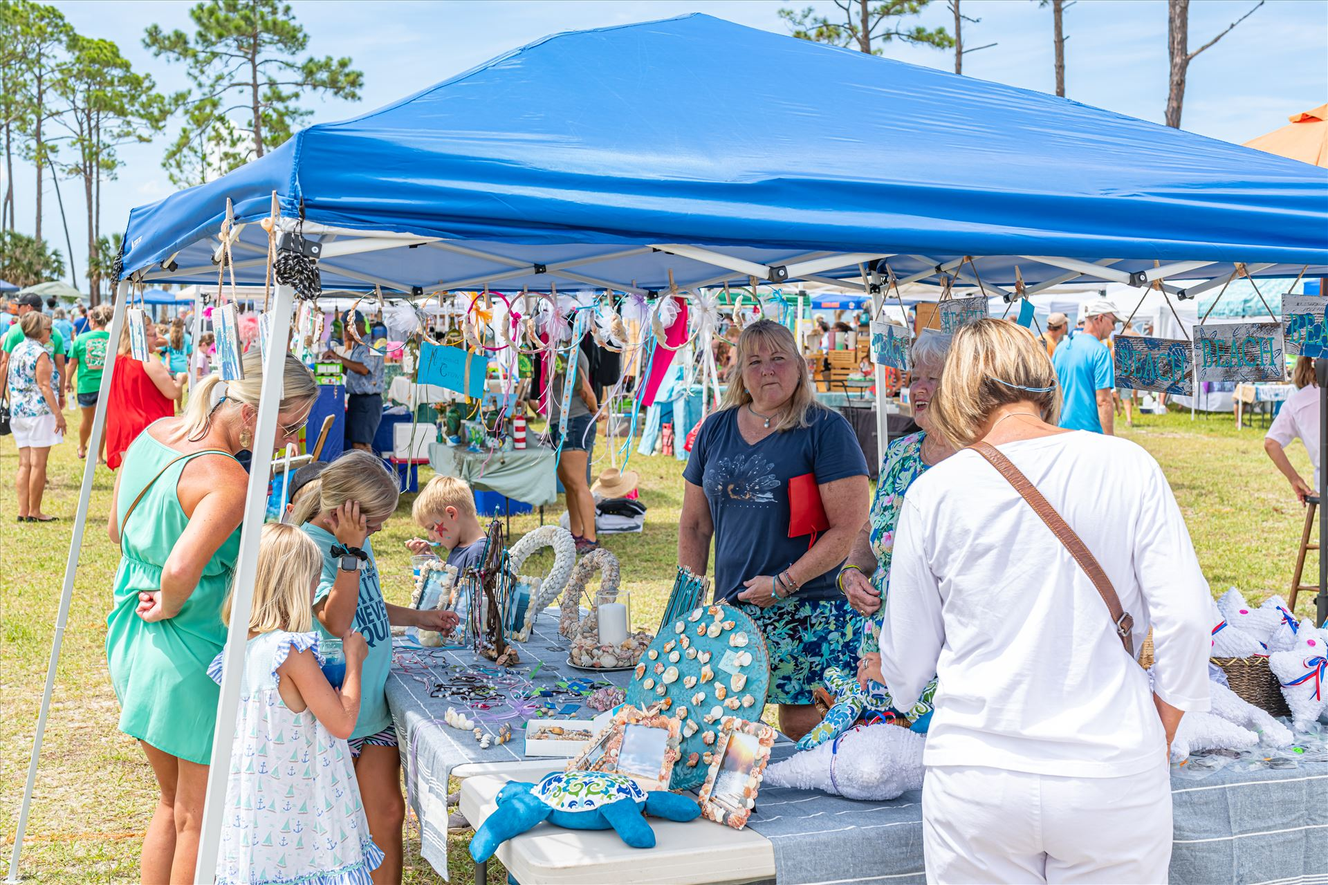 Forgotten Coast Sea Turtle Festival June 30th, 2019  Port St. Joe, Florida at George Gore Park by Terry Kelly Photography
