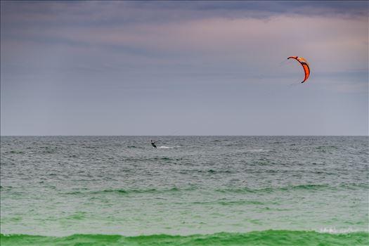 Emerald Coast Kiteboarding - Kiteboarding at St. Andrews State Park, Panama City, Florida