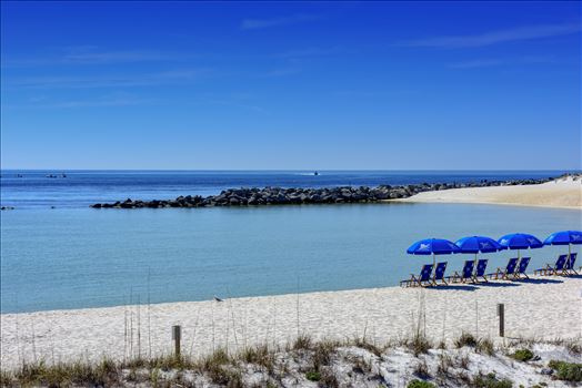 st. andrews state park kiddie pool and the gulf of mexico 8108359.jpg by Terry Kelly Photography