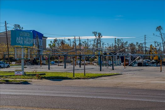 First Federal Bank Of Florida after Hurricane Michael panama city florida-8503493.jpg by Terry Kelly Photography