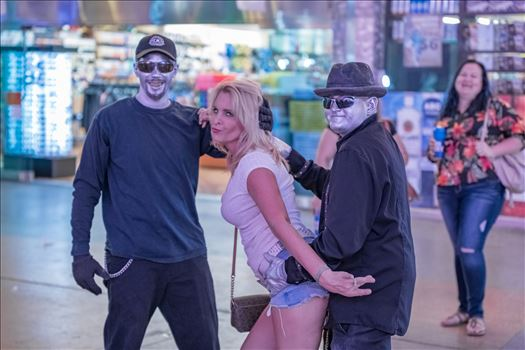Fremont Street Experence with Tonya and make me move guys-8502631.jpg by Terry Kelly Photography