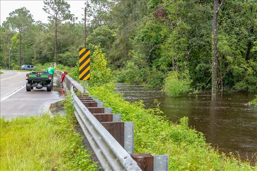 bear creek out of bank 5 August 02, 2018.jpg by Terry Kelly Photography