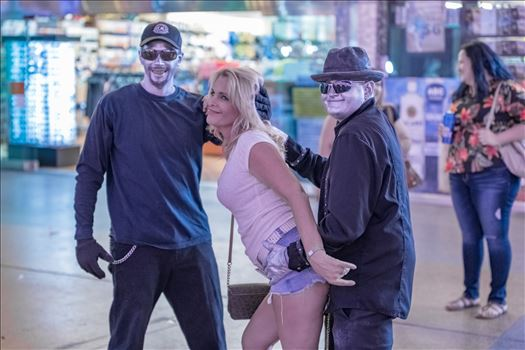 Fremont Street Experence with Tonya and make me move guys-8502633.jpg by Terry Kelly Photography