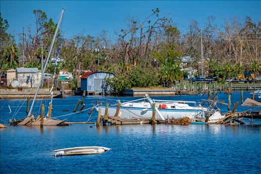 hurricane michael watson bayou panama city florida-8503321.jpg by Terry Kelly Photography