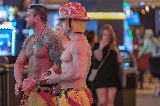 Fremont Street Experence firefighters-8502657.jpg by Terry Kelly Photography